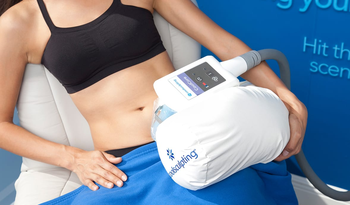 CoolSculpting at Define Clinic in Beaconsfield