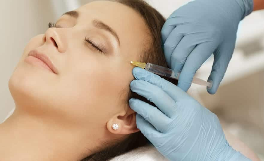 Wrinkle Relaxing treatments led by leading practitioner Dr Benji Dhillon